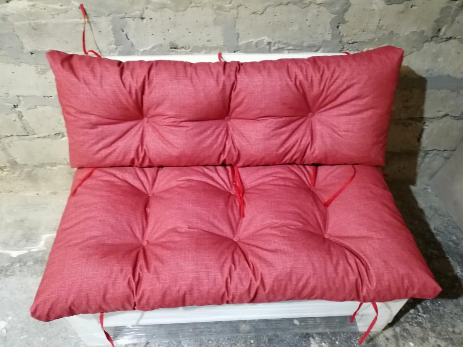 Подушки для дивана из паллет