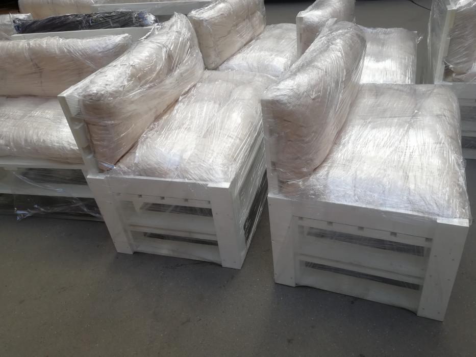 Двухместный диван для кафе