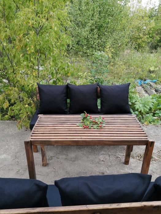 Кухонный диван со столом комплект