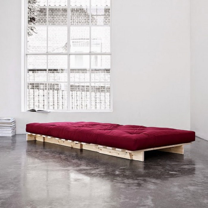 Раскладная кровать из поддонов Пасифе